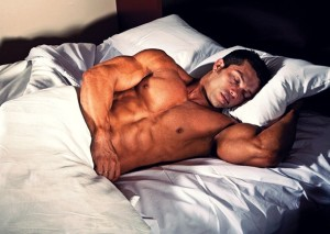 bodybuilder sleep 2