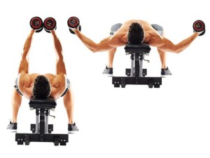 dumbbell-flyes