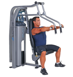 The Vertical Chest Press